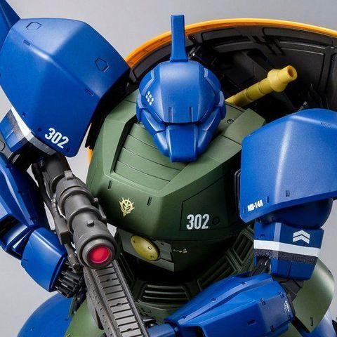「機動戦士ガンダム0083 STARDUST MEMORY」より、MS-14Aアナベル・ガトー専用ゲルググがマスターグレードVer.2.0で登場!