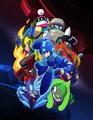 「ロックマン11 運命の歯車!!」、10月4日発売決定! ロックマンのamiiboも公開に