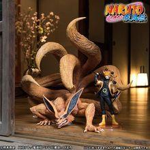 「NARUTO-ナルト- 疾風伝」から、主人公のナルトの中に宿る「陽」の九喇嘛を超ド級サイズで再現!