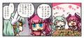 「Fate/Grand Order」、「ますますマンガで分かる!FGO」第45話を更新!