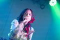 「機動戦艦ナデシコ」「聖闘士星矢」に最新「ひぐらしのなく頃に」曲まで──歌とトークで振り返った20年! 松澤由美20周年記念アルバム「永遠のSEED」リリースパーティレポート!