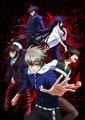 「ロード オブ ヴァーミリオン 紅蓮の王」、キービジュアルが公開! 7月13日よりTOKYO MXほかにて放送開始
