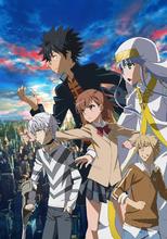 「とある魔術の禁書目録」、TVアニメ第3期「とある魔術の禁書目録III」、TOKYO MX ほかにて2018年10月放送決定!!