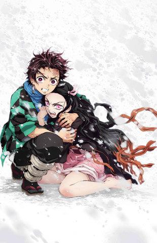 週刊少年ジャンプの人気作「鬼滅の刃」TVアニメ化決定!  制作はufotable