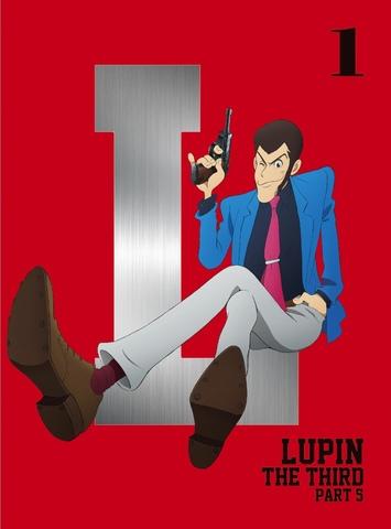「ルパン三世 PART5」BD&DVD Vol.1にルパン三世:栗田貫一×次元大介:小林清志豪華オーディオコメンタリー収録決定!