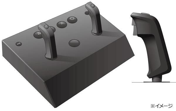 タニタ、PS4「とある魔術の電脳戦機」対応コントローラー「ツインスティックVTX」のクラウドファンディングをスタート!