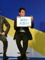 12年ぶりのシリーズ最新作が始動した「ゾイドワイルド」ステージに小野賢章&小松未可子が登場! WBAチャンピオン・村田選手に魅力をアピール!【東京おもちゃショー2018】