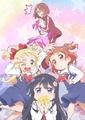 コミック百合姫のマンガ「私に天使が舞い降りた!」がTVアニメ化決定! アニメ制作は動画工房