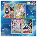 カードダス30周年記念!「カードダス 美少女戦士セーラームーン」から、人気デザインに新規カードを加えたセット2種が登場!
