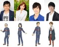 TVアニメ「ムヒョとロージーの魔法律相談事務所」8月から放送スタート! メイキング番組も放送決定
