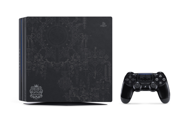 「KINGDOM HEARTS III」デザインのPS4 Pro「PS4 Pro KINGDOM HEARTS III LIMITED EDITION」、2019年1月25日(金)発売決定!