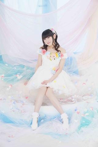 田村ゆかり、ニューシングル「永遠のひとつ」の新ビジュアルが解禁!