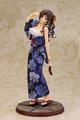 人気イラストレーター深崎暮人の描く浴衣少女・雨宮 皐月が、さらしパーツやチョコバナナパーツなど夏アイテム満載で立体化!