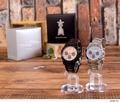 「ウルトラマン」「ウルトラセブン」の2作品より、「科学特捜隊」と「ウルトラ警備隊」のモデルの高品質クロノグラフ腕時計が登場!