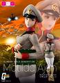 「機動戦士ガンダム」より、軍人としての凛々しさと大人の女性の魅力抜群のマチルダ・アジャンがGGGに登場!