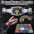 デッキやカード89枚がセットになった「仮面ライダー龍騎」変身ベルトセット「CSM Vバックル&ドラグバイザー」再受注開始!