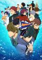 京都アニメーション制作、7月放送開始のアニメ「Free!-Dive to the Future-」から、PVが公開に!