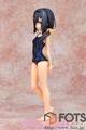 「プリズマ☆イリヤ ツヴァイ!」から、スク水特有の生地の厚さや皺など、細部にまでこだわったスクール水着姿の美遊が登場!