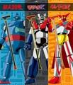 バンダイ、シニア市場に参入!「鉄人28号」「マジンガーZ」「ゲッターロボ」が「歩行補助杖」とコラボ!