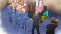 「Back Street Girls -ゴクドルズ-」、OP映像のダンスシルエットはウィッグをつけた今監督だった! 第2話のあらすじ&場面写真が公開に