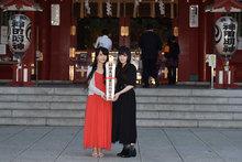 「すのはら荘の管理人さん」、佐藤利奈・喜多村英梨が登壇したヒット祈願祭の公式レポートが到着!