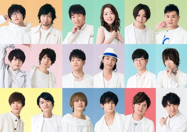 「AD-LIVE 2018」、「AD-LIVE 10th Anniversary stage~とてもスケジュールがあいました~」出演者全18名&公演詳細解禁!!
