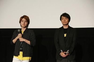 「17歳という年齢感を大事に」内田雄馬、野島健児登壇、「BANANA FISH」第1話・第2話先行上映会イベントレポート