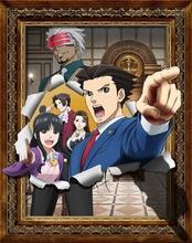 TVアニメ「逆転裁判」Season 2が2018年10月6日より放送決定! メインビジュアル公開、新たな敵ゴドー検事は平田広明