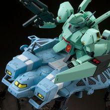 「機動戦士ガンダム 逆襲のシャア」より、89式ベース・ジャバーがRE/100シリーズで登場!