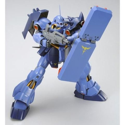 「機動戦士ガンダム 逆襲のシャア」より、レズン・シュナイダーが操る青いギラ・ドーガがマスターグレードで登場!