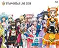 「シンフォギアライブ2018」&「戦姫絶唱シンフォギアXD UNLIMITED キャラクターソングアルバム1」ジャケット写真公開