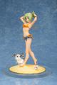 「あまんちゅ!~あどばんす~」より、オレンジのビキニとデニム素材のショートパンツ姿の「小日向光」がフィギュア化決定!