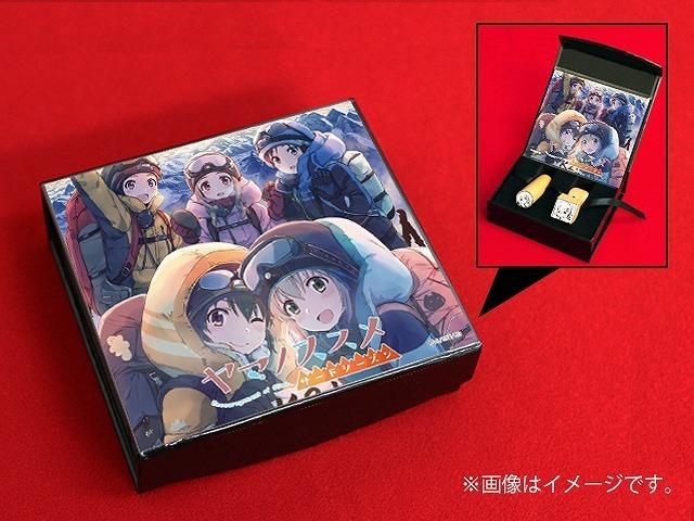 TVアニメ「ヤマノススメ サードシーズン」の痛印11種類が期間限定で販売中!