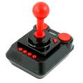 コモドール64のミニチュア復刻版「コモドール64ミニ」、2018年10月に国内販売決定! ゲーム64本&専用ジョイスティック付き