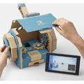 Switch「Nintendo Labo ドライブキット」、9月14日発売! 陸海空を自由に散策できるキット第3弾