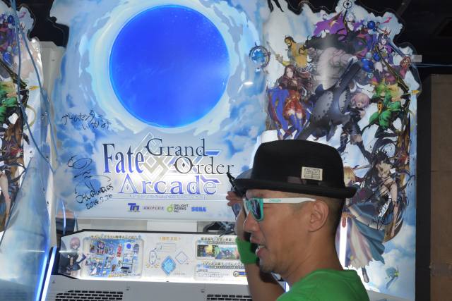 Fate/Grand Order Arcade」、本日7月26日稼働開始! ディライト