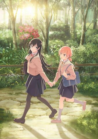 10月放送開始のTVアニメ「やがて君になる」、キービジュアルが公開! 公式サイトもリニューアル