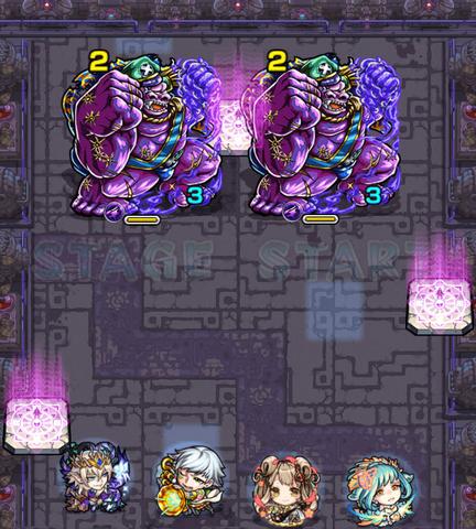 「モンスト」英雄の神殿をプレイしてみた【攻略日記】