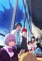 電脳少女シロによるTVアニメ「SSSS.GRIDMAN」ワールドプレミアのレポート動画が配信開始!