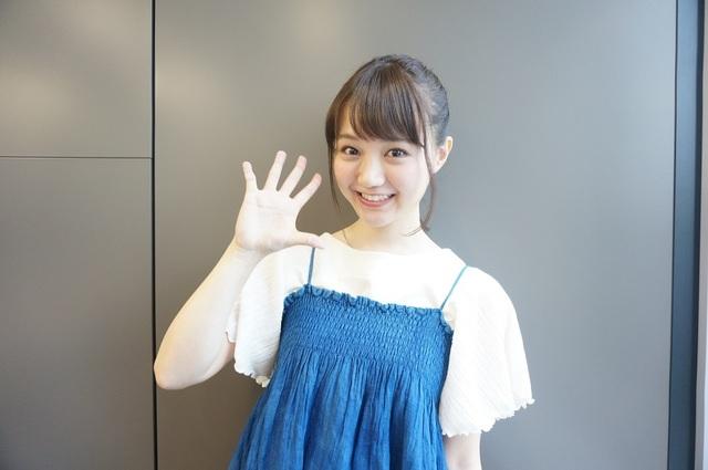 ソロ・デビューシングル「LET'S GO JUMP☆」リリースの「おざぴゅあ」!  8月2日放送の「アニ☆ステ」登場の尾崎由香にインタビュー!