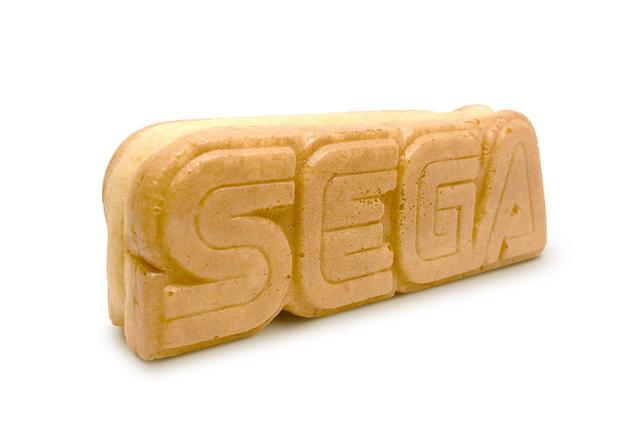 セガのロゴ、思い切って焼いちゃいました! 8月8日より池袋店にて「セガロゴ焼き」を期間限定で発売決定!