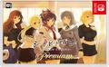 爆乳ハイパーピンボール「PEACH BALL 閃乱カグラ」、12月13日発売決定! 限定版・OPアニメ・店舗特典も公開に