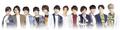 「Disney 声の王子様 Voice Stars Dream Selection」撮り下ろしキャストビジュアルが解禁! 全13曲の試聴映像もスタート!