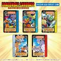 ドラゴンボールカードダス復活シリーズの新弾「ドラゴンボールカードダス 37弾・38弾」が登場! 最終回記念カードも2種封入
