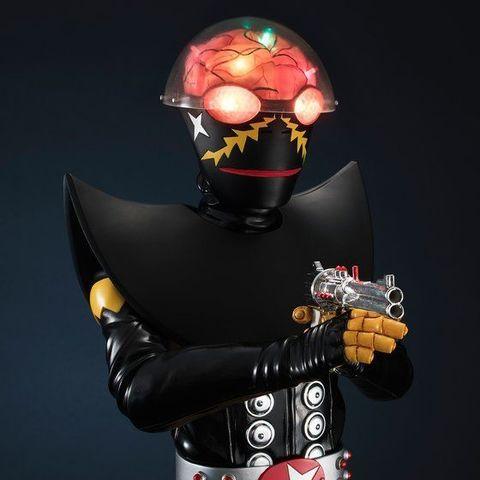 第1弾「人造人間キカイダー」に続き、熱いリクエストに応えて、ジローの弟、強敵「ハカイダー」がついに登場!