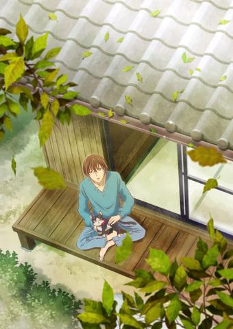 COMICポラリスにて好評連載中の「同居人はひざ、時々、頭のうえ。」がTVアニメ化決定!!