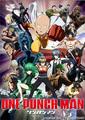 サイタマの活躍を一気見しよう! 第2期制作快調の「ワンパンマン」第1期&OVAをパッケージしたBOXが12月21日に発売!
