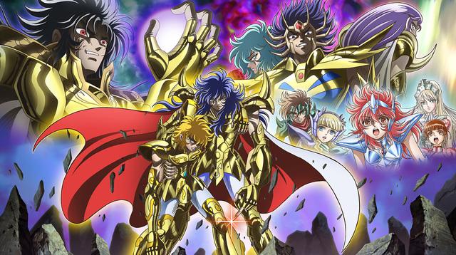「聖闘士星矢」シリーズ最新作、「聖闘士星矢 セインティア翔」が2018年12月配信決定!