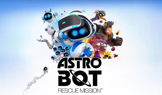 PSVR「ASTRO BOT:RESCUE MISSION」、プロデューサーインタビュー映像を公開!