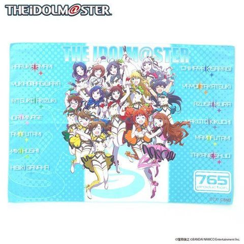 「THE IDOLM@STER PRODUCER MEETING 2018 What is TOP!!!!!!!!!!!!!?」 B2フルカラータオルが登場!!